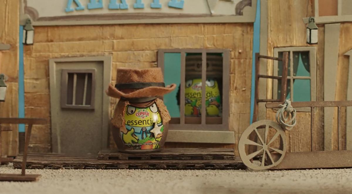 Compal Kids – Western